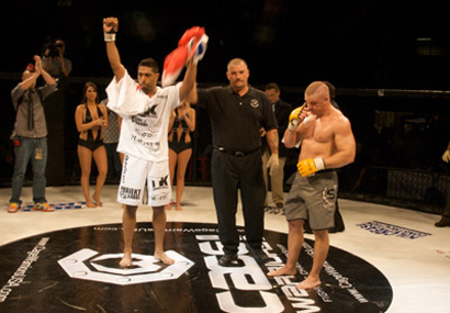 Cage Warriors Destruction: Kevin Abrante