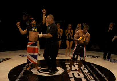Cage Warriors Destruction: Jason Ball