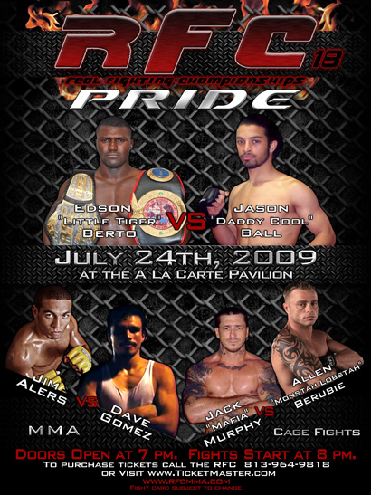 RFC Pride - July 24th